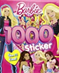 Barbie - 1000 Sticker: 1000 Glitzer-S...