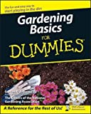 img - for Gardening Basics For Dummies by Frowine, Steven A. (2007) Paperback book / textbook / text book