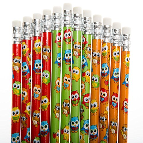 Owl Pencils