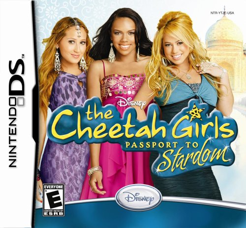 The Cheetah Girls:  Passport to Stardom - Nintendo DS - 1