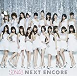 NEXT ENCORE(DVD付)の画像