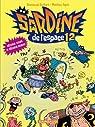 Sardine de l'Espace, tome 12 : Môssieur Susupe et Môssieur Krokro