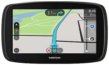 TomTom 1FD5.029.00 GPS Noir