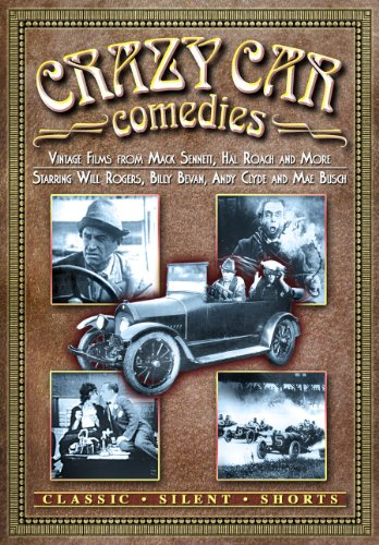 Crazy Car Comedies [Import]