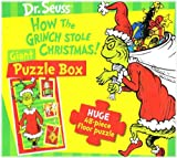 How the Grinch Stole Christmas: 48 Pieces Floor Dr. Seuss