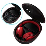 Smatree Charging Case for Beats Solo2/Solo3/Studio3 Wireless On-Ear Headphone(Headphone is NOT Included) (Color: Charging Case for Beats Solo2/Solo3)