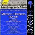Bach: Musical Offering BWV 1079; Canons BWV 1072-1078, 1086, 1087 (Edition Bachakademie Vol 133) /Behringer � Kaiser � Goltz