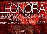 Cover of Paer: Leonora (World Premiere Recording)