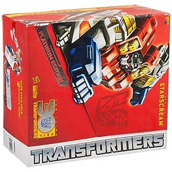Transformers Platinum Supreme STARSCREAM günstig