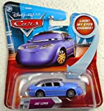 Disney Pixar R8166 Cars Lenticular Eyes #12 Jay Limo 1:55 Diecast Vehicle Car