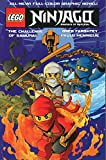 Greg Farshtey Lego Ninjago Vol.1 - The Challenge of Samukai
