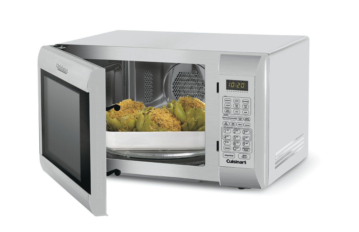 Countertop Convection Oven With Microwave : ... CMW-200 1-1/5-Cubic-Foot Convection Microwave Oven with Grill Features