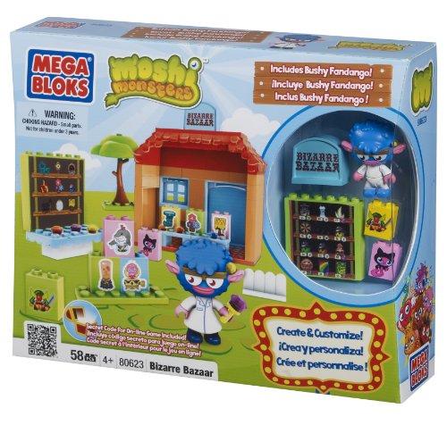 Moshi Monsters Bizarre Bazaar