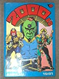 img - for 2000 AD Annual 1981 book / textbook / text book