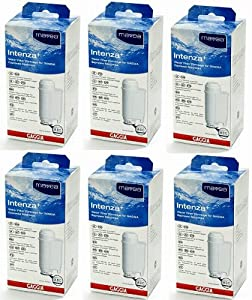 Gaggia Mavea Intenza Water Filter for Saeco & Gaggia Espresso Machines (6 Pack) by Gaggia