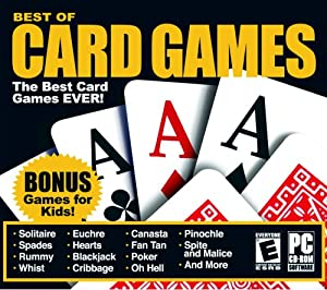 Best of Card Games (Jewel Case) - PC