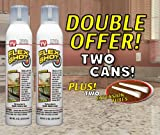 FLEX SHOT White - As Seen On TV - 2 pack special $17.99 per JUMBO can + 2 extension tubes
