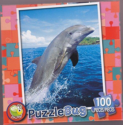 Puzzlebug 100 ~ Bottlenose Dolphin