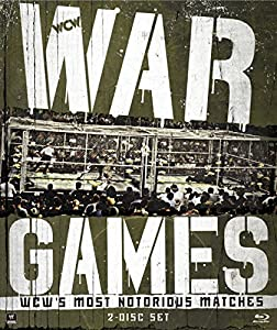 WCW War Games: WCW's Most Notorious Matches [Blu-ray]