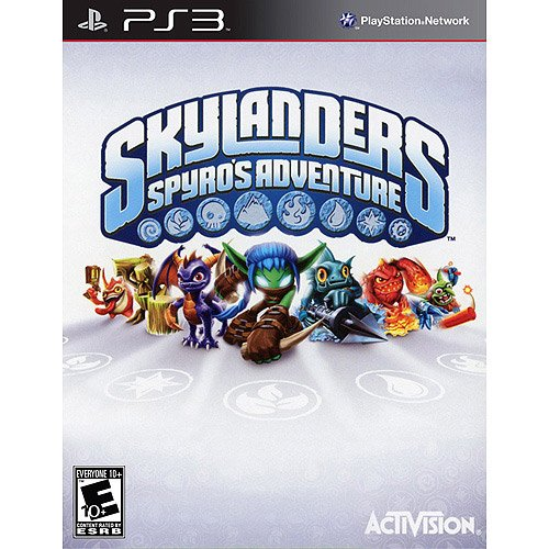 PS3 Skylanders Spyro's Adventure (GAME ONLY) - 1