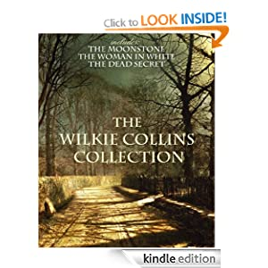 THE WILKIE COLLINS COLLECTION (illustrated)