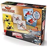 Planes Fire and Rescue Memory Match Game