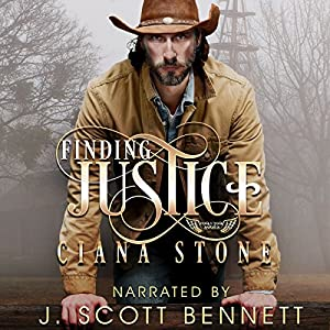 Finding Justice Audiobook