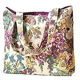 Sequin Flowers Bag