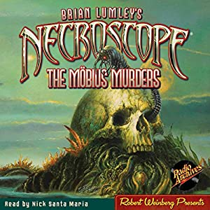 Necroscope #1: The Mobius Murders Audiobook