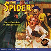 The Spider #15: The Red Death Rain | Grant Stockbridge