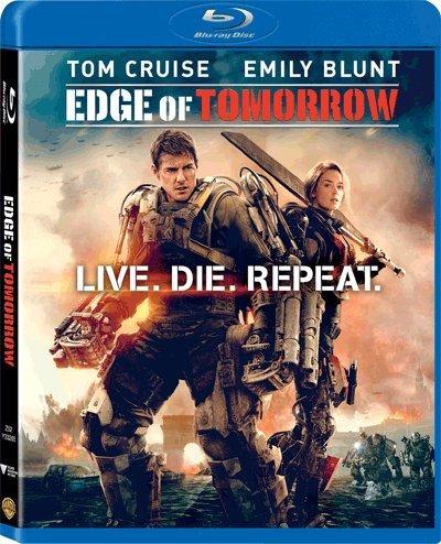 Грань будущего / Edge of Tomorrow (2014) BDRip-AVC | DUB | Лицензия