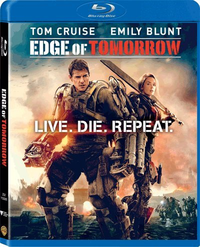 ����� �������� / Edge of Tomorrow (2014) BDRip-AVC | DUB | ��������