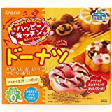 Kracie Popin Cookin kit soft donuts DIY candy