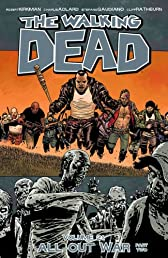 The Walking Dead Volume 21: All Out War Part 2
