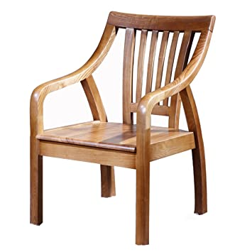 WMAOT Solid Wood Armchair Living Room Furniture Directors Chairs