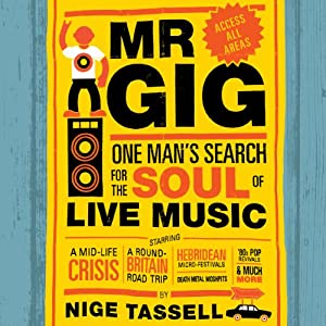 Mr. Gig Audiobook