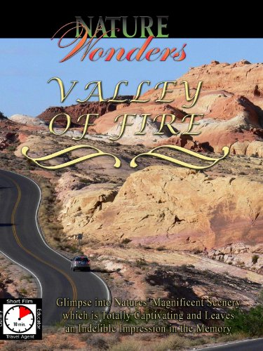 Nature Wonders Valley Of Fire U.S.A.