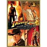 Indiana Jones: The Complete Adventure Collection (Widescreen) (Bilingual)