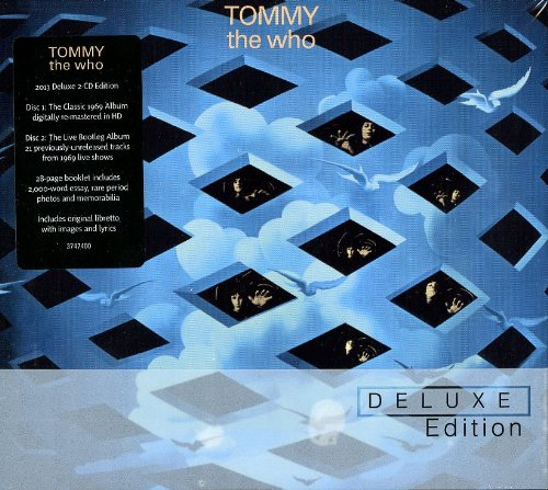 Who - Tommy (Deluxe Edition - SACD) - Zortam Music