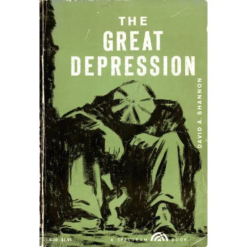 Causes and Effects of the Great Depression