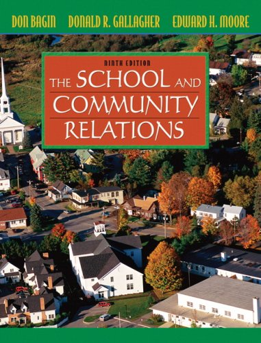 School and Community Relations, The (9th Edition)