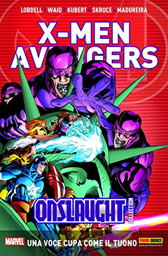 X-Men & Avengers: Onslaught Collection 3