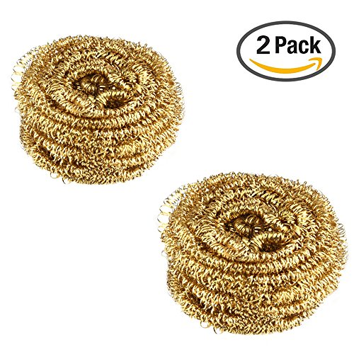 mudder soldering tip cleaning wire brass wire sponge 2 pack hardware tool accessories iron. Black Bedroom Furniture Sets. Home Design Ideas