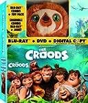 The Croods [Blu-ray + DVD + Digital C...