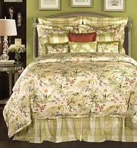 Rose Tree Abigail King Comforter Set Croscill