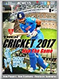 #10: INTERNATIONAL CRICKET 2017 PC (DVD) GAME