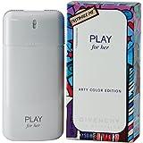 Givenchy Play Eau De Parfum Spray, Arty Color Edition Packaging, 1.7 Ounce (Tamaño: 1.7 oz/ 50 ml)