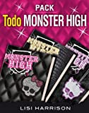 Todo Monster High (Pack 3 ebooks): Monster High: MH1, MH2: Monstruos de los más normales y MH3: Querer es poder (Spanish Edition)