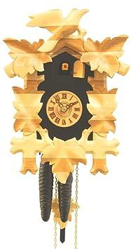 Design orologi a cucù Meccanismo a 1 giorno