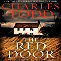 The Red Door: An Inspector Ian Rutledge Mystery Audiobook by Charles Todd Narrated by Simon Prebble